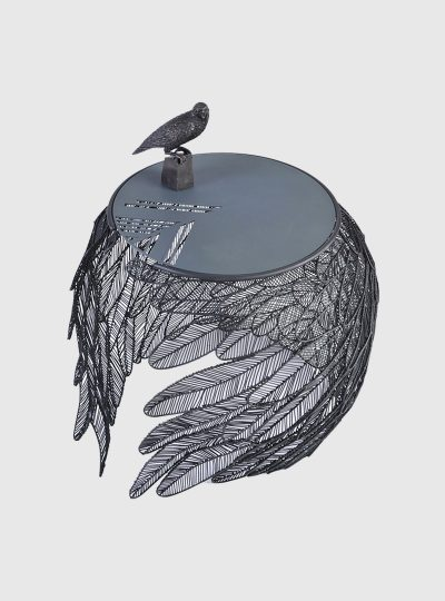 feather side table furniture